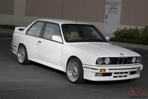1989 Bmw M3 For Sale 1989 Bmw M3 E30