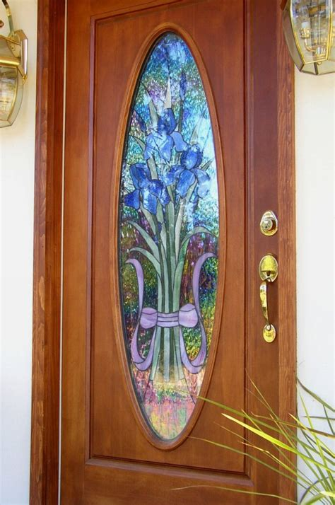 kelley studios stained glass doors  sidelights iii
