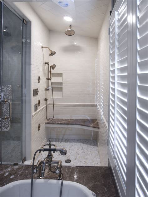 hgtv bathroom showers dreamy tubs and showers bathroom ideas design with