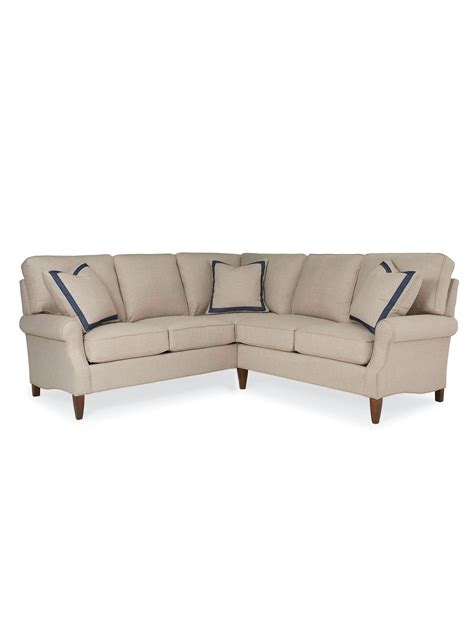 sectional corner clearwater loveseat corner sectional cottage home 174