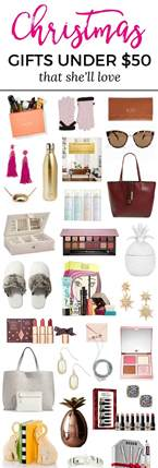 gift guide for women the best christmas gift ideas for women under 50 ashley
