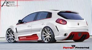 Abarth Bravo Fiat Bravo 2 Abarth