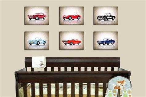 Vintage Car Nursery Decor by 25 Best Ideas About Car Room On Car Bedroom