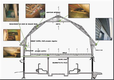 Plan Grange by S 233 Chage Solaire Et Griffe T 233 Lescopique Pour Fourrage La