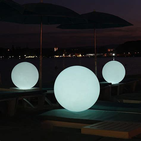 Led Outdoor Globe Lights This Playful Globe Led Indoor Outdoor L 299 Can Be Used In 19 Gorgeous Outdoor Lighting