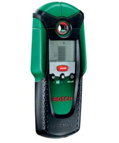 Bosch Pdo Multi Digital Metal Live Cable Detector Locator Tool Metal Detector