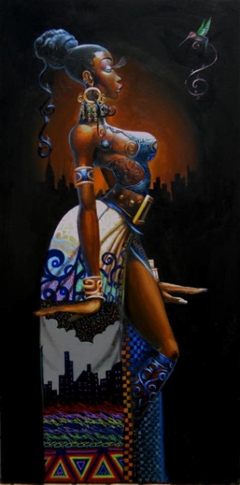 Royal blue by frank morrison