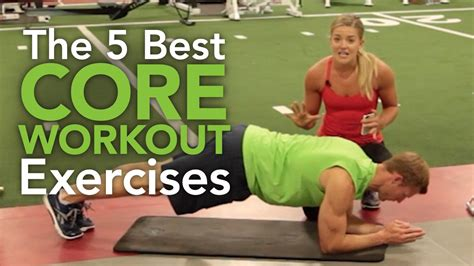 how to strengthen your the 5 best workout exercises