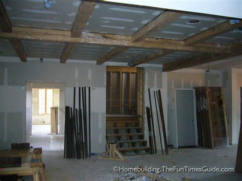 exposed beam exposed beam ceiling craftsmanship english cottage style