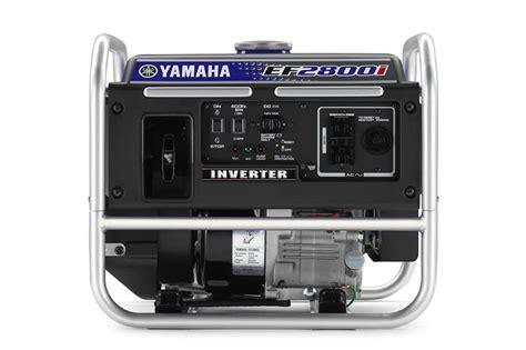 Yamaha Ef2800i Generator Photo Picture