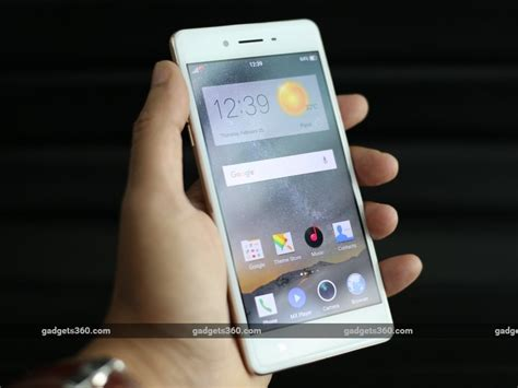 Oppo F1s Where Is Pikachu oppo f1 review ndtv gadgets360