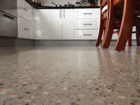 Concrete Kitchen Floor 2 Polished Concrete Floors Polished Concrete Koolis And Sons Concreting Sydney