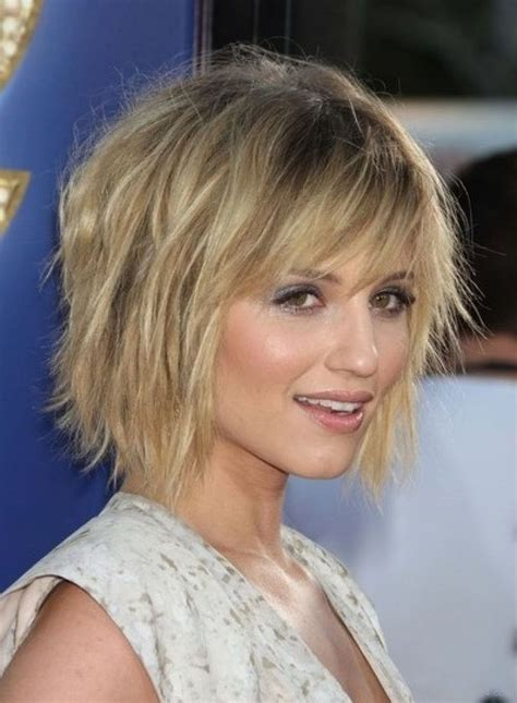 trendy hairstyle looks like a herringbone but with rubberbands stylish choppy hairstylesjpg short choppy bob hairstyles