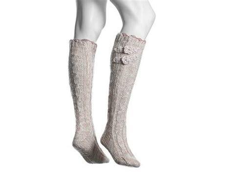 lemon slipper socks lemon floral blizzard slipper sock dsw