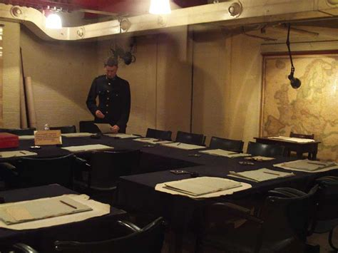 War Rooms by Cabinet War Rooms United Kingdom History And