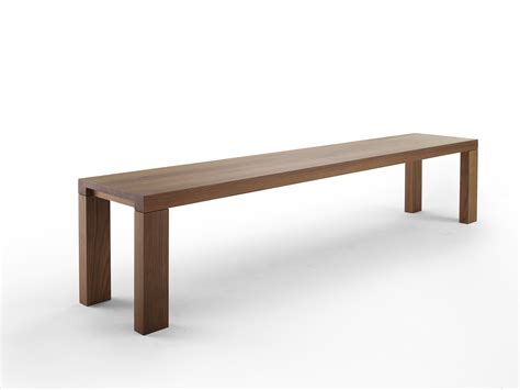 van bench designer table essenza tables of arco