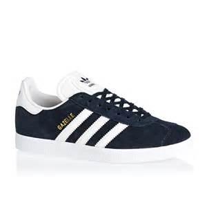 adidas originals gazelle shoes collegiate navy white
