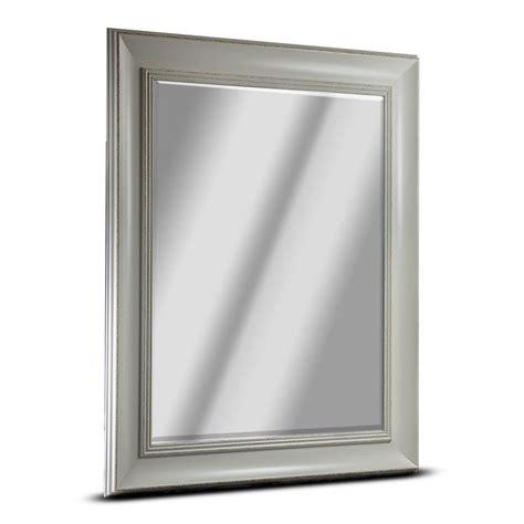 contemporary vertical rectangular framed wall mirror