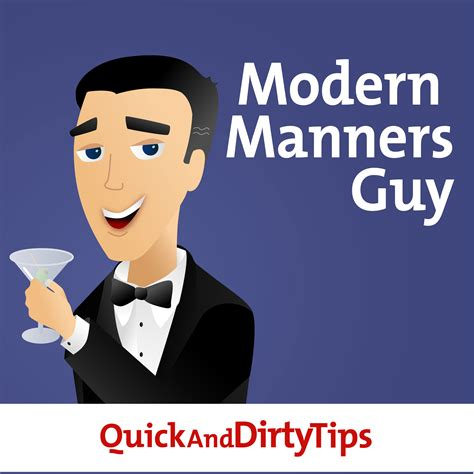 Modern Manners modern manners and tips for a more polite