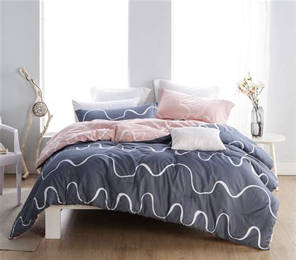 purchase extra long twin comforters online reversible