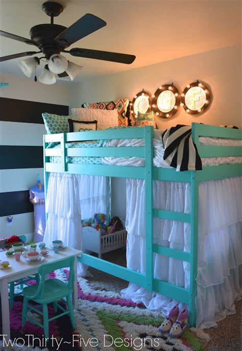 beds and stuff fun funky girls room design dazzle