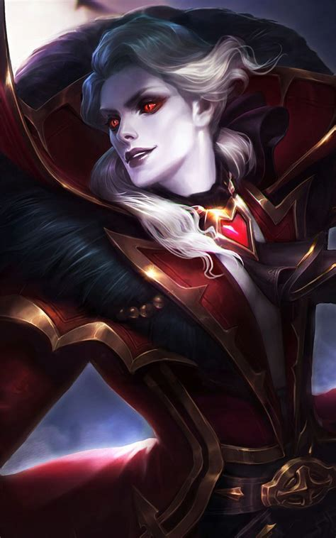 alucard wallpaper mobile viscount alucard mobile legends download free 100 pure