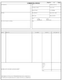 Fillable Invoice Template Pdf Commercial Invoice Fill Online Printable Fillable