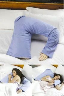 The Husband Pillow by Single At Home The Ultimate Gift Guide For Single