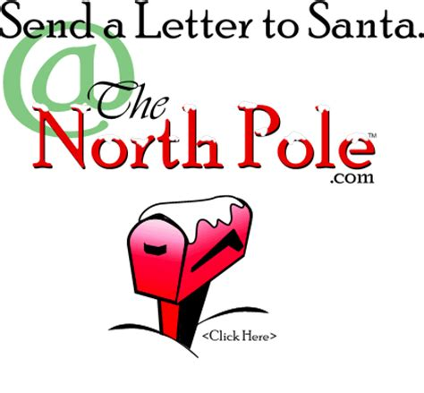 sending a letter write email santa claus letters for a pole 1619