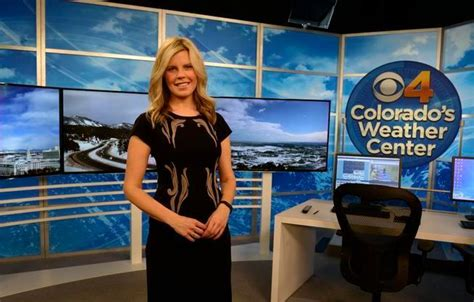 weather channel blonde kcnc s lauren whitney on weather science and being blond