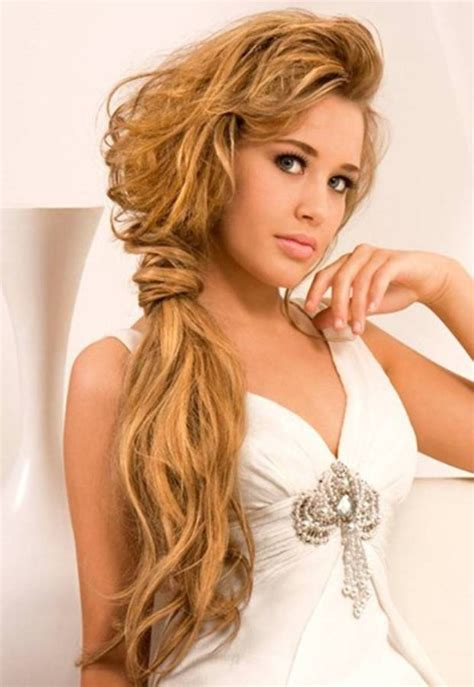 formal hairstyles long hair side ponytail hot prom hair ideas hairstyle album gallery hairstyle