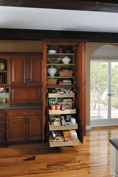 Custom Pantry Cabinets 1   KITCHENTODAY