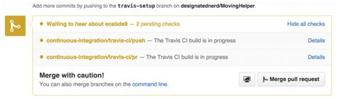 travis ci tutorial php travis ci tutorial getting started