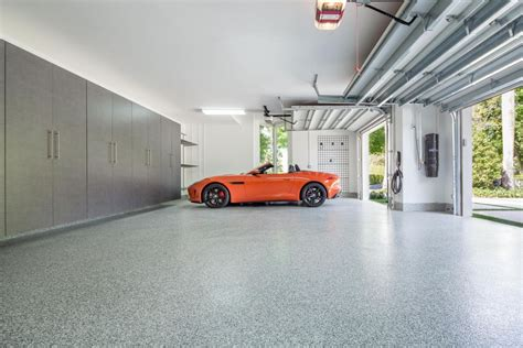 modern garages modern garage with flush light high ceiling in