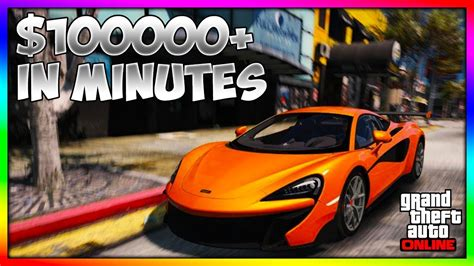 How To Make Money In Gta Online Fast - gta 5 online how to quot make money fast quot in gta 5 online solo money method in gta