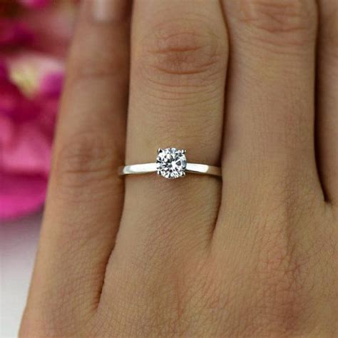 Ehering Und Verlobungsring by Engagement Rings 2017 1 2 Ct Promise Ring Classic