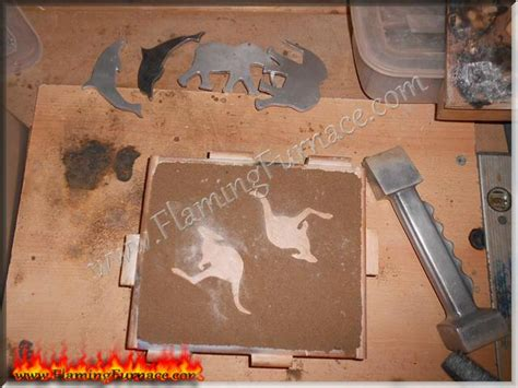 pattern making casting aluminum foundry sand casting project for my kids room metal
