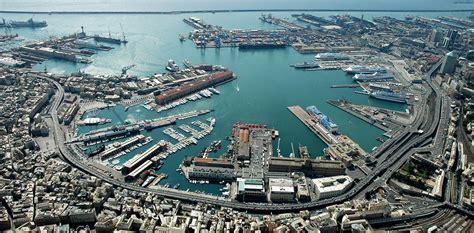 genova porto record porto di genova oltre 2milioni di container