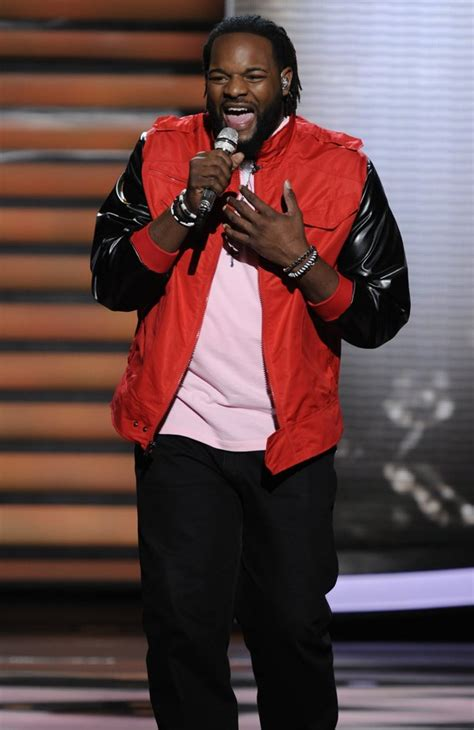 American Idol Contestant With Criminal Record Jermaine Jones Booted From American Idol Due To Criminal