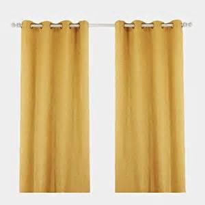 Gold Grommet Curtains R Lang Solid Grommet Top Faux Linen Curtain 1 Pair Gold 52 Quot W X 84 Quot L Window