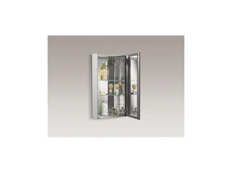 kohler kitchen cabinets kohler frameless medicine cabinets faucet com k cb clc1526fs in silver aluminum by kohler