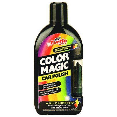 colored car wax turtle wax color magic car wax walmart