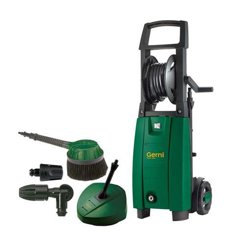 Electric Patio Brush Cleaner Gerni 1 4kw Classic Titan 120 4 High Pressure Cleaner