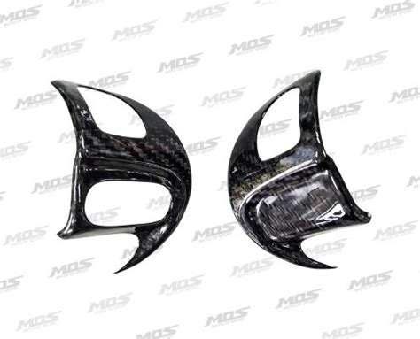 Winglet Carbon Yamaha R 25 Motogp Style motorcycle parts archives mos