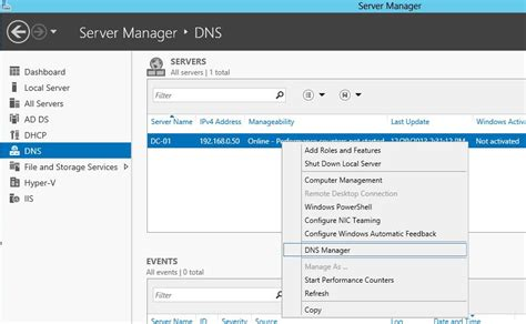 Lookup Zone Server 2012 Add Windows Server 2012 Dns Server To Allow Dns Zone Transfers Business Computing