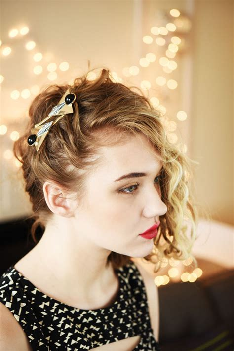 Fancy Curly Hairstyles by 60 Curly Hairstyles To Look Youthful Yet Flattering