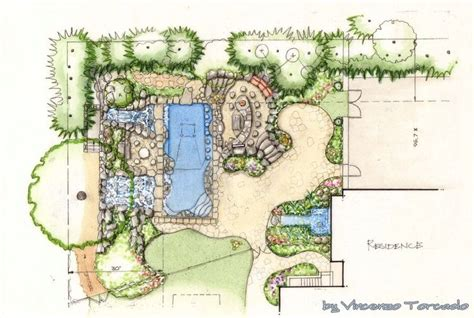 house plans with landscaping amazing ideas landscape architecture tree sketches