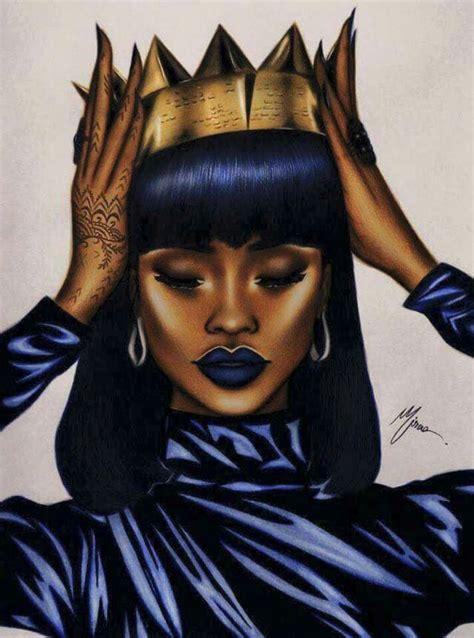black queen art pinterest fleektierra instagram tuggaaa art
