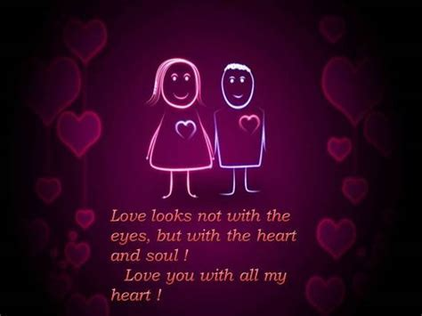 Heartfelt Message For A Loved One. Free Madly in Love