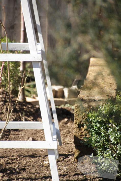 baumhäuser selber bauen anleitung rosenkavalier ein obelisk aus holz selbst gebaut